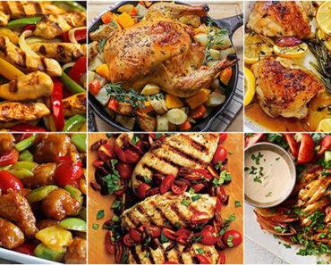 بالفيديو طبخات سهلة وسريعة للغداء إليكم الوصفات مكتوبة
